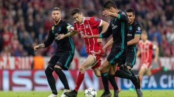REAL MADRID - BAYERN, MARTI LA PRO TV // Anuntul oficial facut de Bayern chiar inaintea meciului direct! Ce au spus despre plecarea lui Lewandowski la Real
