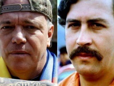 """Cu ce a ajuns sa se ocupe fostul sef al asasinilor lui Escobar! Don Pablo ar fi fost """"mandru"""" de el :))"""