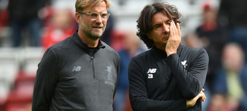SOC pentru Klopp! Secundul sau pleaca la o rivala din Premier League! Cei doi s-au certat inaintea partidei cu Roma