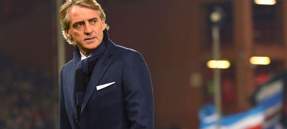 Ancelotti a REFUZAT! Roberto Mancini va fi noul selectioner al Italiei din vara