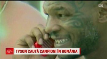 """Mike Tyson vrea sa deschida scoli de box in Romania: """"Nu va fi doar o sala de sport!"""" Ce va contine"""