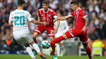 """Cum a putut sa rateze de acolo?!"" James Rodriguez a avut ocazia SEZONULUI in UEFA Champions League! Cum a trimis din 2 metri"