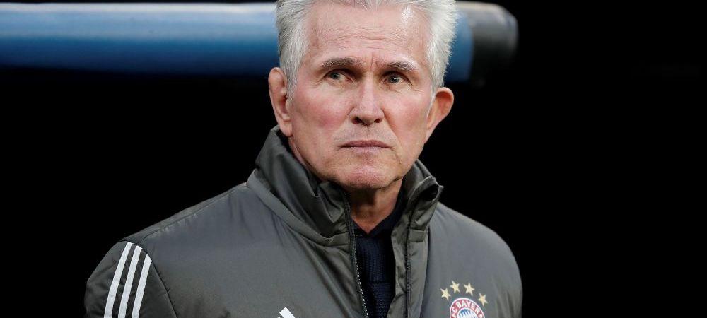 """Ultimul meci in UEFA Champions League pentru Jupp Heynckes: """"Am fost mai buni in ambele meciuri! E o mare dezamagire!"""""""