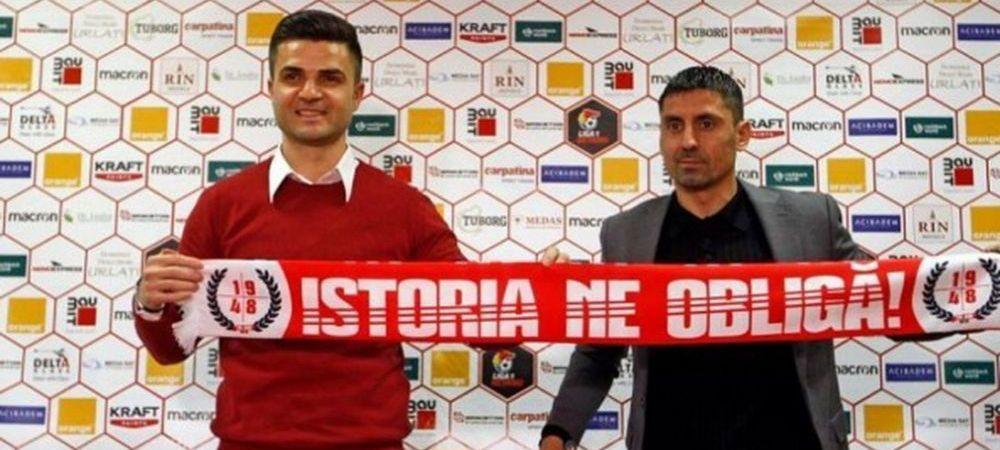 RUPTURA la Dinamo intre Bratu si Danciulescu?! Cum s-a stricat prietenia celor doi in doar cateva luni