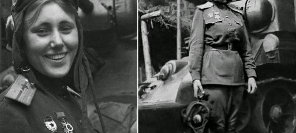 "O singura femeie au lasat rusii sa conduca un tanc in al doilea Razboi Mondial! Modul socant in care s-a terminat ""povestea"""