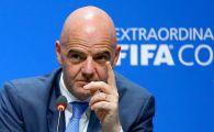 """Apare MONDIALUL BOGATILOR! FIFA vrea sa introduca """"Final 8"""" in fotbal! Miza: 25 de MILIARDE euro!"""