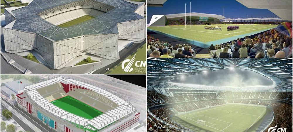 Stadion mai mic pentru Dinamo! Situatia celor 4 arene pregatite de Romania pentru EURO 2020! Cate locuri vor avea