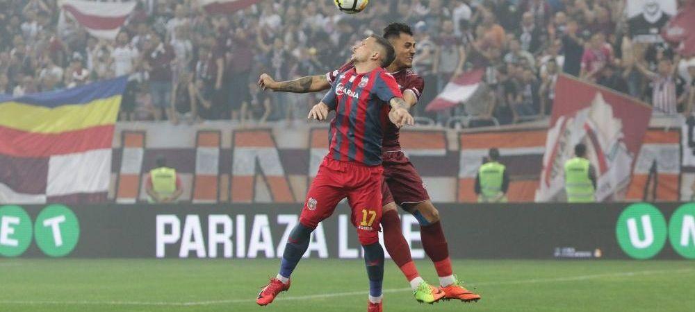 CSA Steaua lupta pentru promovare pe stadionul Dinamo! Ce sanse sunt ca meciul cu Rapid din playoff sa fie pe National Arena