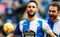 """Andone, DISPERAT sa ple ce de la Deportivo: """"Nu vreau in Liga 2!"""" Ce echipa din Anglia e gata sa-l transfere"""