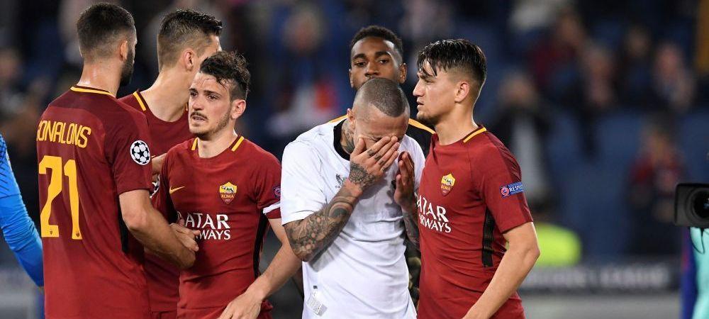 """Este o GLUMA! Finala trebuia sa fie AS Roma - Bayern!"" Presedintele italienilor face scandal dupa semifinala cu Liverpool! Cererea facuta catre UEFA"