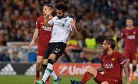 """Mesajul celor de la AS Roma imediat dupa eliminarea din UEFA Champions League: """"Macar vei fi tu acolo!"""" Ce i-au transmis lui Salah"""