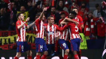 ATLETICO - MARSEILLE E FINALA EUROPA LEAGUE! Diego Costa a inscris la ultimul meci european al lui Wenger! VIDEO | Salzburg, eliminata dupa o greseala uriasa de arbitraj