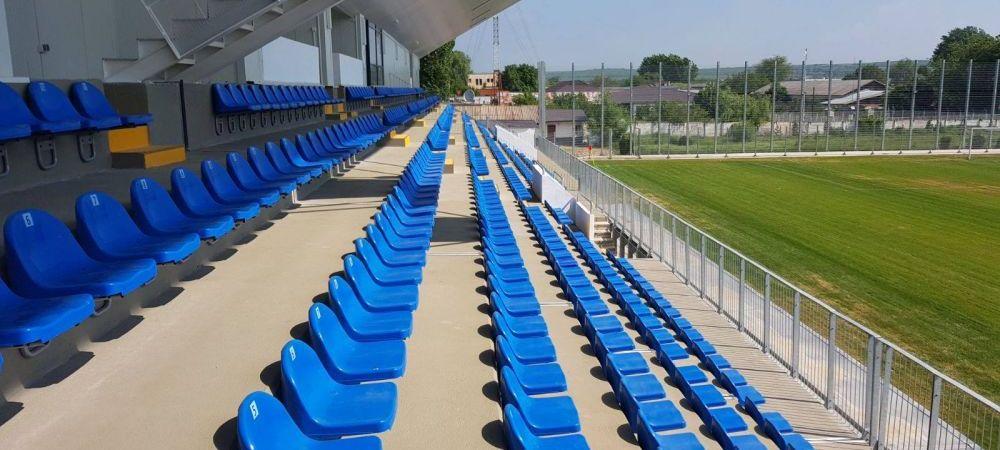 Cum arata noul stadion din Teleorman! Echipa controlata de fiul lui Dragnea va juca pe arena acreditata UEFA