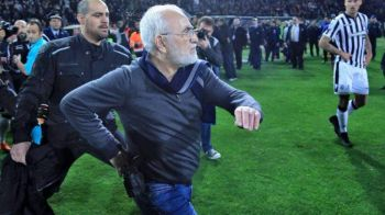 Titlul in Grecia, decis cu PISTOLUL! PAOK a pierdut si ultima sansa de a mai deveni campioana!