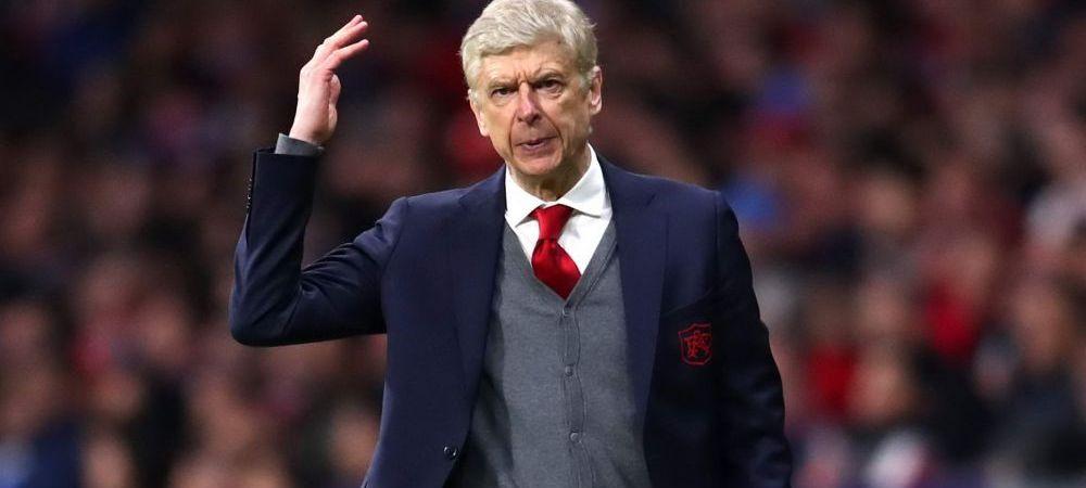 "Wenger isi ia ADIO de la Europa dupa 22 de ani: ""E foarte, foarte trist! Fotbalul e crud uneori!"""