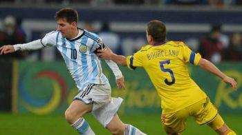 """Motivul INCREDIBIL pentru care FRF a refuzat amical cu Argentina: """"Sunt probleme cu biletele de avion pe ruta asta"""""""