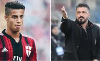 """Doar el putea sa spuna asta! Durul Gatusso s-a hotarat sa-l faca fotbalist pe pustiul Mastour: """"Daca nu te tii de munca, iti sparg dintii"""" :)"""