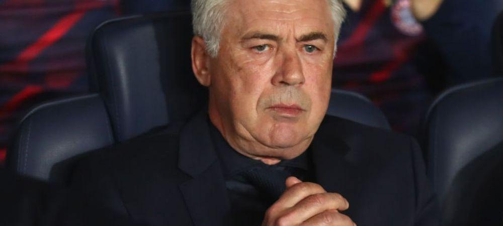 """Anuntul facut de presa italiana: """"Ancelotti a spus DA!"""" GIGANTUL pe care il poate prelua """"Don Carlo"""" din vara"""