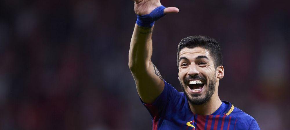 "Bomba in Spania: Suarez a dat de gol un transfer de 100.000.000 euro la Barcelona! ""Sigur ca o sa fie bine primit, e un luptator"""