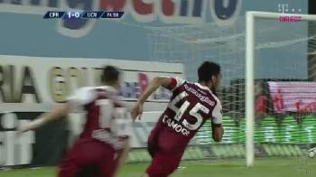 Nebunie totala la Cluj! Oltenii au ratat un penalty in minutul 90+2: CFR Cluj 1-0 Craiova! CLASAMENTUL