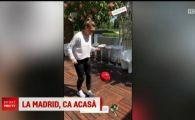 VIDEO Simona Halep i-a uimit pe spanioli cu jongleriile ei! Romanca se bate pentru a-l treilea trofeu la rand la Madrid