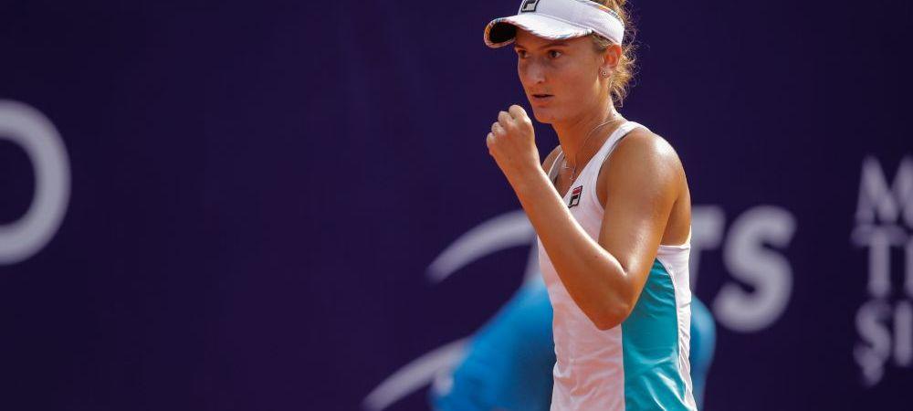VICTORIE FABULOASA a Irinei Begu: a eliminat-o pe Ostapenko in 2 seturi! Se poate intalni cu o alta romanca in turul 2 al turneului de la Madrid