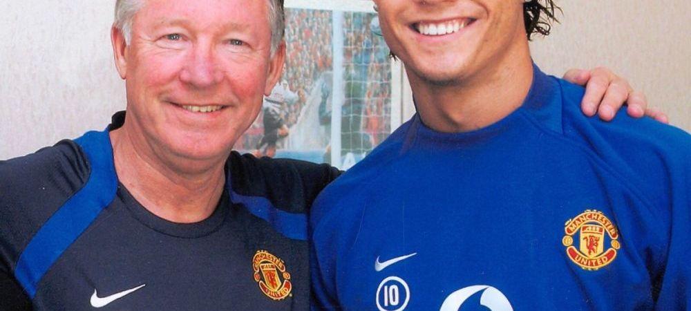 Ferguson i-a transformat in superstaruri mondiale, iar ei nu l-au uitat! Mesaje emotionante transmise de Ronaldo si Beckham pentru fostul lor antrenor