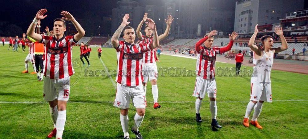 Gaz Metan 2-3 Dinamo | Meci nebun la Medias, cu 4 goluri intr-o repriza! Hanca si Popa i-au adus victoria lui Bratu