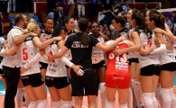 Miracolul n-a fost posibil: Volei Alba Blaj, invinsa in finala Ligii Campionilor de Vakifbank Istanbul, 0-3
