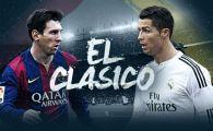 Barcelona 2-2 Real Madrid | Barca ramane neinvinsa in acest sezon din La Liga, Zidane n-a pierdut ca antrenor pe Camp Nou! Supergoluri Messi si Bale
