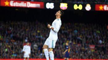 ALARMA la Madrid dupa El Clasico! Cristiano Ronaldo s-a accidentat si a fost schimbat la pauza! Ce a anuntat Zidane dupa meci