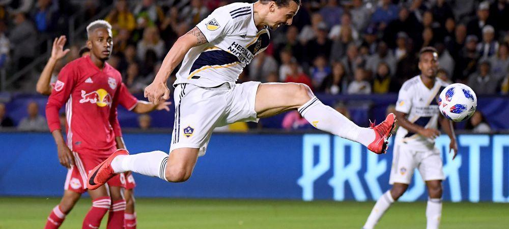 """""""Numai Zlatan putea sa faca asta!"""" Pasa de MUAY THAI data de Ibrahimovic in ultimul meci la LA Galaxy! Ce a reusit"""
