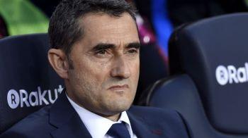 """Valverde nu s-a putut abtine si a injurat dupa El Clasico! Declaratia dementiala a antrenorului Barcei: """"Din fericire nu a fost folosit VAR-ul la acest meci!"""""""