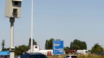 Radarul l-a surprins cu 696 km/h pe drum public! Socul urias al unui sofer in momentul in care a primit amenda! FOTO