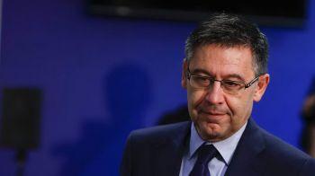 """Presedintele Barcei a recunoscut transferul de 100 de milioane: """"Ne-am intalnit in octombrie!"""""""