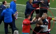 Scene incredibile in Turcia! Fratele lui Pogba a iesit de pe teren si s-a luat la bataie cu colegi de echipa! VIDEO