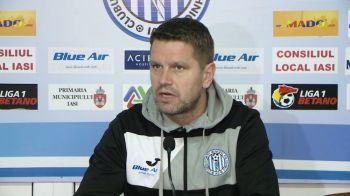 """Stoican nu mai suporta subiectul Qaka: """"Mi se invarte numele lui in cap!"""" Ce decizie a luat pentru meciul cu FCSB"""