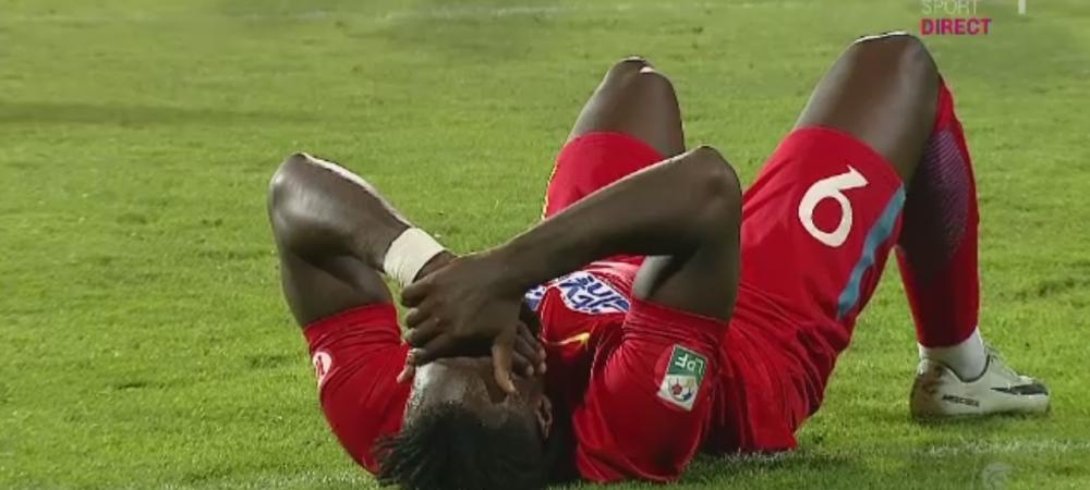 BOMBA in Copou! CSM Iasi 1-0 FCSB, iar golul lui Andrei Cristea poate decide titlul! Stelistii, devastati la final | TOATE FAZELE