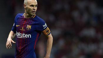 """Chinezii arunca BOMBA: """"Iniesta nu va juca pentru noi!"""" Ce se intampla cu starul care si-a anuntat deja plecarea de la Barcelona"""