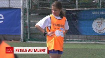 A mostenit talentul! Fiica unui fost golgheter din Liga 1 face senzatie la Cupa Hagi-Danone
