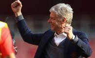 Anunt BOMBA facut astazi! Unde ar putea sa ajunga Arsene Wenger dupa plecarea de la Arsenal