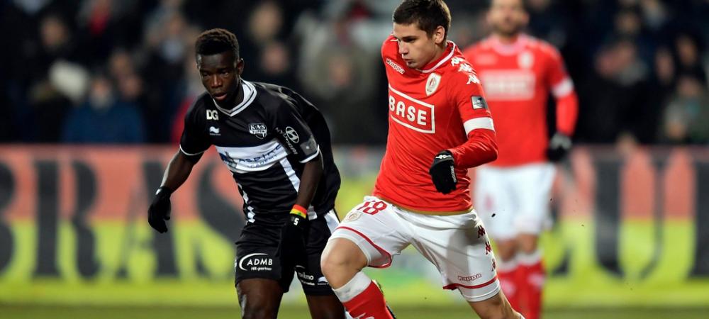 Razvan Marin nu va mai juca pentru Standard in acest sezon! Anuntul facut de presa belgiana