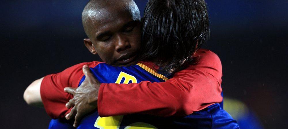 """Jucatorul care va DOMINA fotbalul in urmatorul deceniu: """"El este noul Messi!"""" Pe cine pariaza Eto'o"""