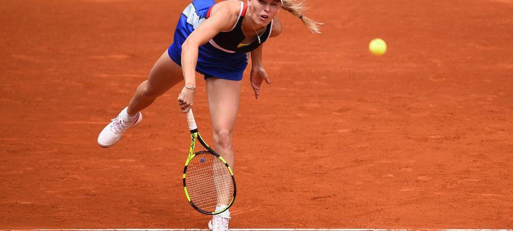 Simona Halep ramane 100% pe locul 1 mondial dupa turneul de la Madrid! Wozniacki, batuta mar in optimi de Bertens