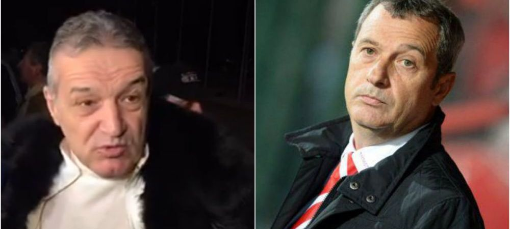 """Prima reactie a lui Becali dupa anuntul ca il vrea pe Rednic in locul lui Dica: """"Stiti ca mie nu mi-e teama sa spun"""""""