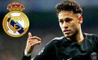 Realul nu glumeste! O noua intalnire a madrilenilor cu Neymar, pe care l-au anuntat cati bani sunt dispusi sa dea pe el!