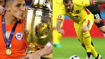 Romania negociaza al doilea amical cu Chile in decurs de un an! Unde s-ar putea disputa partida. Selectionata va intalni si Finlanda, pe 5 iunie