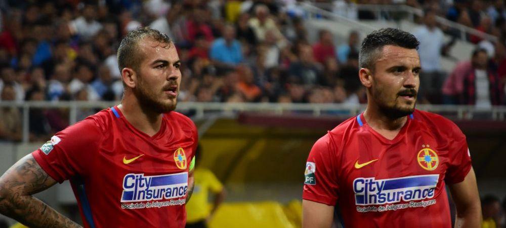 """""""Budescu are fotbalul in sange, dar se plimba pe teren! Alibec l-a uitat"""". Becali a pus din nou tunurile pe perlele FCSB-ului"""