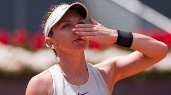 HALEP - PLISKOVA 4-6, 3-6, Simona OUT de la Madrid! Meci modest pentru numarul 1 mondial