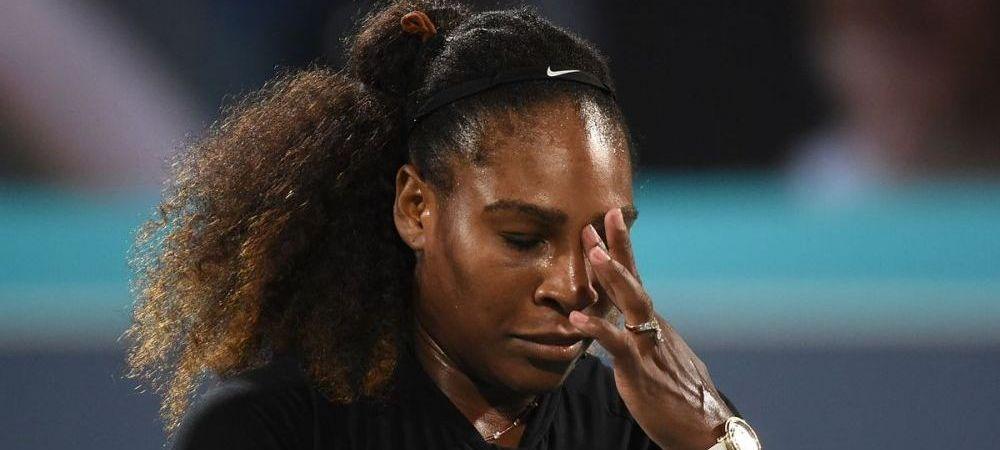 Serena Williams nu mai poate! S-a retras si de la Roma, Roland Garros in pericol! Ce anunt a facut